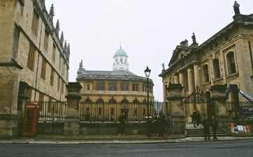 Sheldonian Oxford